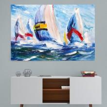 Tablou Canvas Vis pe Mare TBB6