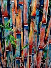 Tablou bambus 08