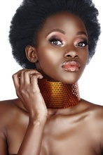 Tablou black skin b