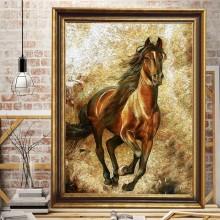 Tablou Canvas+Rama Armasar Alergand OPO63B