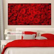 Tablou Gradina Trandafiri in Dormitor bros15