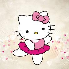 Tablou Kitty 01