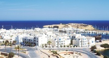 Tablou peisaj Tunisia 01