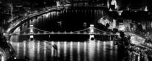 Tablou podul cu lanturi Budapesta02