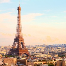 Tablou Turnul Eiffel Paris