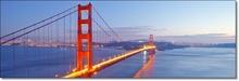 Tablou Vedere nocturna Pod Golden Gate st1213