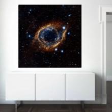 Tablou Ochiul Lui Dumnezeu In Nebuloasa Helix OUS38