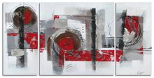 Multicanvas abstract 04