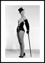 Poster inramat Marilyn Monroe 1
