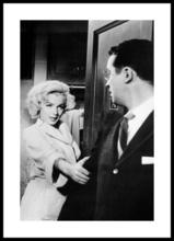 Poster inramat Marilyn Monroe 5