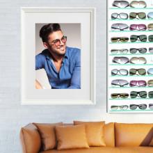 Poster + Rama Barbat cu Ochelari de Soare OPMD14