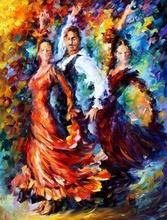 Reproducere Leonid Afremov - Dans din suflet