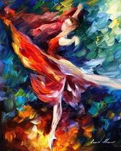 Reproducere Leonid Afremov - Flacara dansului