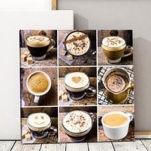 Tablou Canvas Arome de Cafea I