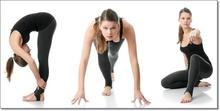 Tablou canvas exercitii Pilates 03
