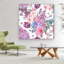 Tablou Canvas Flori de Primavara FRZ26