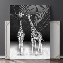 Tablou Canvas Girafe CGA29
