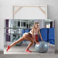 Tablou Model Fitness Feminin PFGT9
