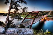 Tablou pod 360 Austin-Texas 01