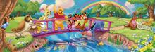 Tablou Winnie the Pooh 01