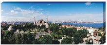 Turcia-Istanbul-vedere panoramica St. Sophie