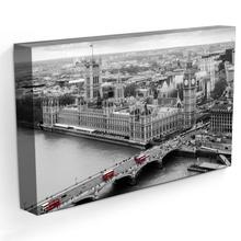 Tablou Vedere din London Eye