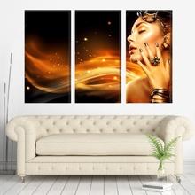 Multicanvas Golden Beauty FBH116