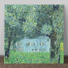 Tablou Canvas Gustav Klimt, Ferma in Austria GSK25