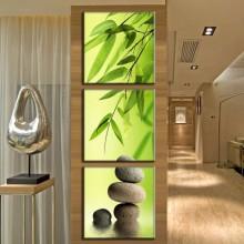 Multicanvas  Bambus cu Pietre Spa MTSPA43