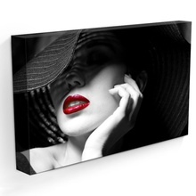 Tablou Beauty Red Lips st182