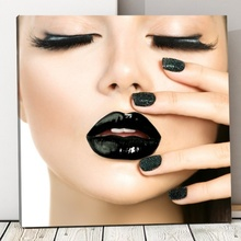 Tablou Black Makeup FBH97