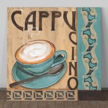 Tablou Canvas Cafea Vintage COPO1