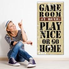 Tablou Canvas Game Room AMGR2