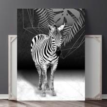 Tablou Canvas Zebra CGA28
