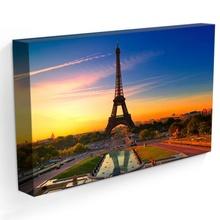 Tablou Turnul Eiffel in Apus