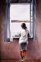 Tablou Dali - Person at the Window c.1925