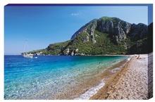 Coasta mediteraneana - regiunea Antalya - plaja Cirali