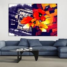 Tablou Canvas Floral Modern