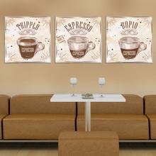 Multicanvas Cafea Clasica Italiana