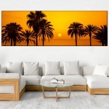Tablou Canvas Apus Tropical PMO119
