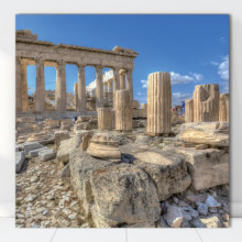 Tablou Canvas Arhitectura, Monumente Grecia GR40