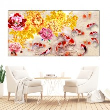 Tablou Canvas Arta Feng Shui OPO35