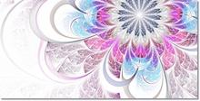 Tablou canvas fractal 02