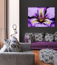 Tablou canvas iris regal