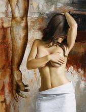 Tablou canvas nud crb04