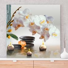 Tablou Canvas Orhidee in Decor Zen ORST121