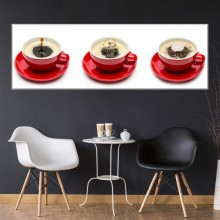 Tablou Cesti Rosii de Cafea ACOF47