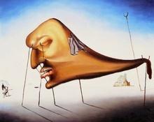 Tablou Dali - Sleep - Le Sommeil