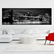 Tablou Panoramic New York Manhattan II