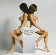 Tablou canvas nud crb02